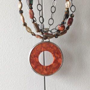 Bundle of silpada necklaces